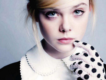 Elle Fanning is epic in Maleficent and as fashionista