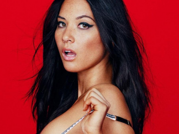Is Olivia Munn's move from drama to comedy the right move for her in 2015?