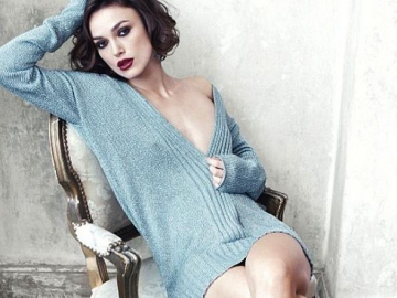 Keira Knightley 'beats the drum' and leads charge for more female directors