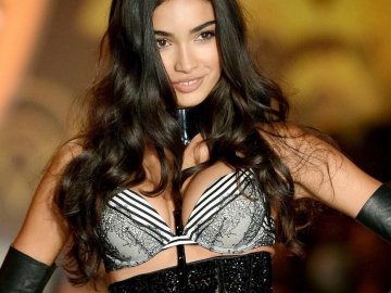 Kelly Gale may have a Naomi Campbell impact on modelling