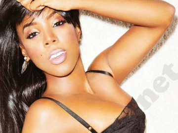 Kelly Rowland recreates Donna Summer look in pursuit of movie role