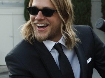 Psychotic characters integral to Charlie Hunnam's acting stardom