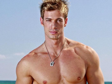William Levy's 'official' partner lets him out of the doghouse