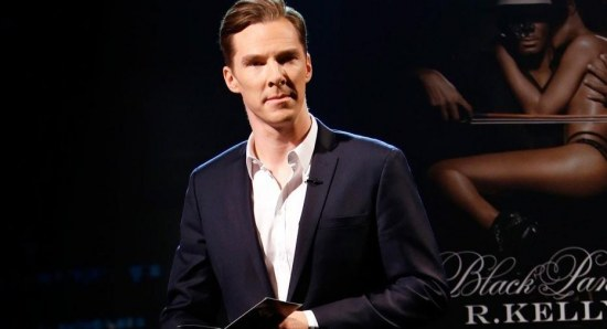 Benedict Cumberbatch meant no offence