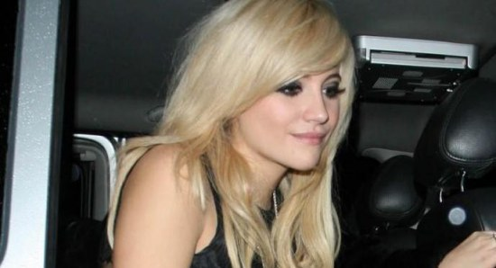 Pixie Lott stepping out