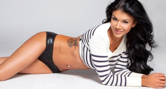 Rosa Mendes looking stunning in photo shoot