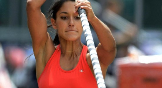 Allison Stokke thinking about next vault attempt