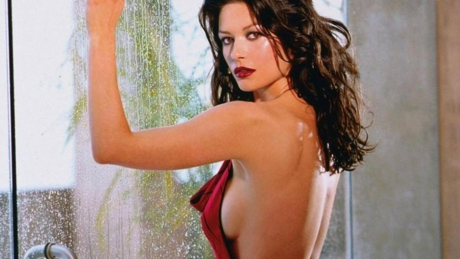 A picture of Catherine Zeta-Jones 'smoking' illustrates price of being famous