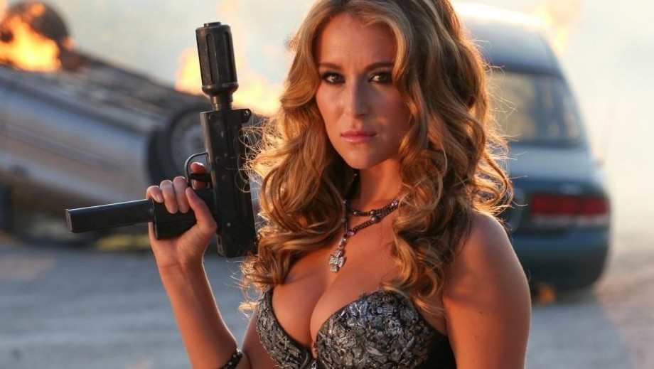 """Alexa Vega continues to change image in """"Sin City: Dame to Kill For"""""""