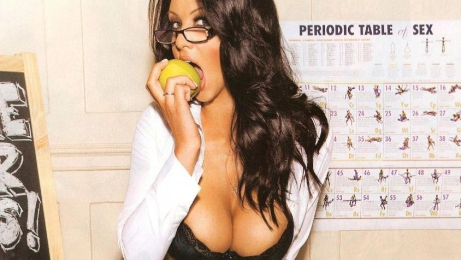 Alice Goodwin's topless photos make 2015 calendar 'must-see' attraction