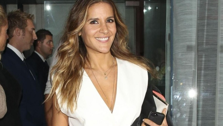 Amanda Byram's glowing appearance at TV Awards sparks marriage rumours