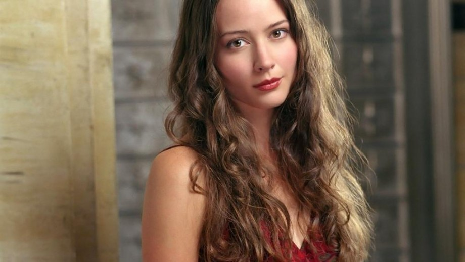 Amy acker tits real