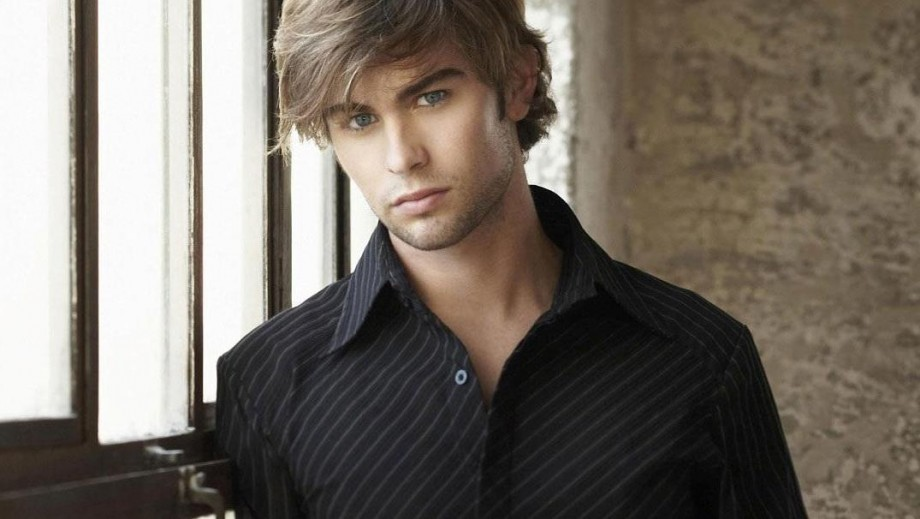 "Chace Crawford has a new love and movie, ""Undrafted"""