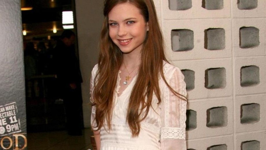 Daveigh Chase acting career in 2013