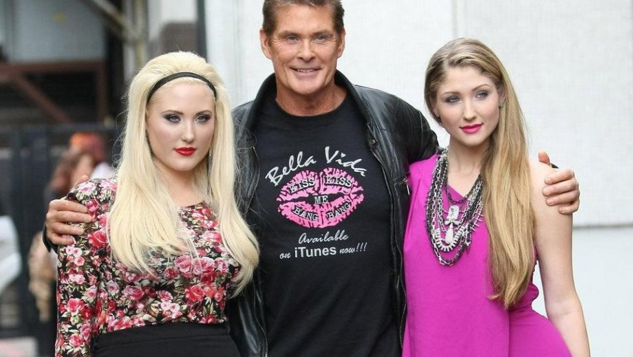 David Hasselhoff pulls his Baywatch model from Hollywood auction
