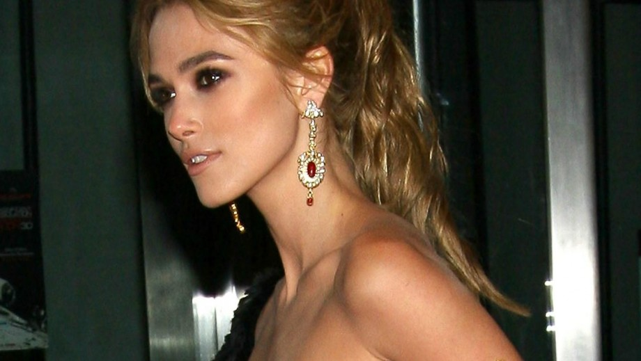 Elle cover model Keira Knightley credits motherhood for new body confidence