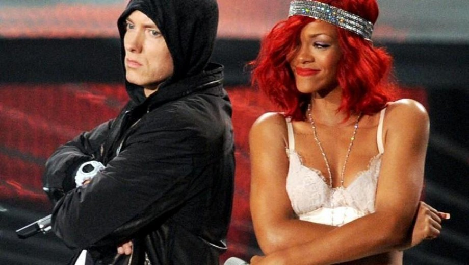 Eminem and Rihanna are a match made in music heaven