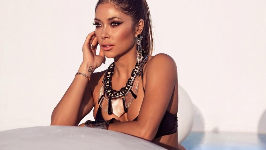 Exclusive Arianny Celeste pictures from Australia Maxim Hot 100 shoot