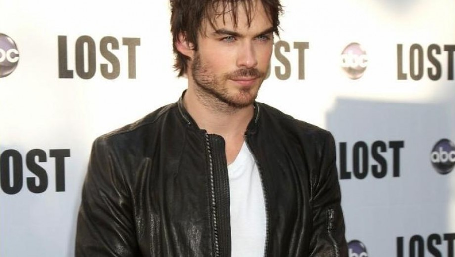 Ian Somerhalder, madly in love with Nikki Reed