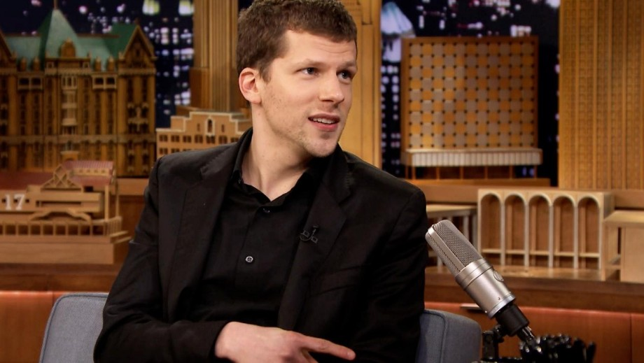 Jesse Eisenberg teases what to expect from Batman v Superman: Dawn of Justice