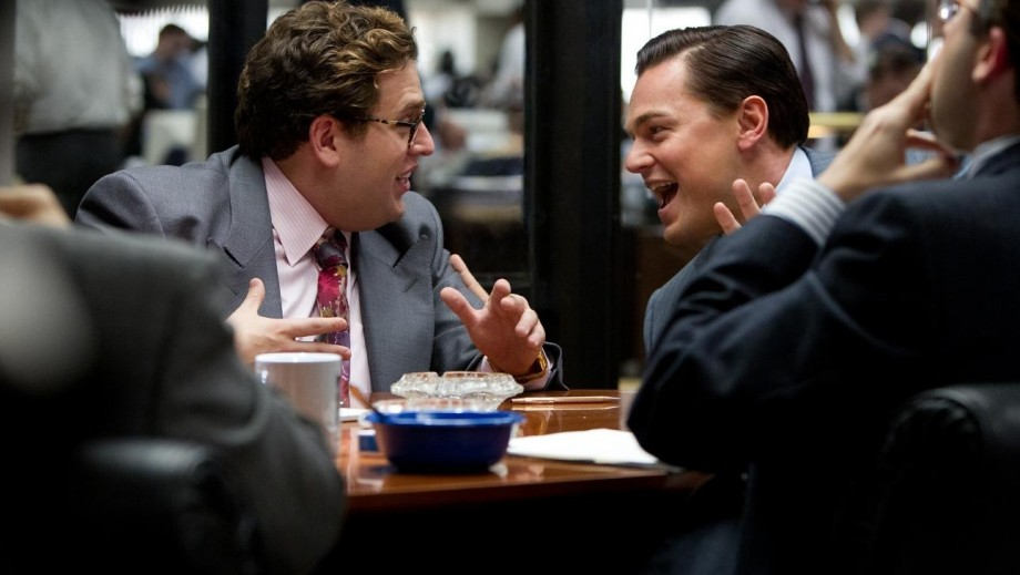"""Jonah Hill's improvisation helped make """"The Wolf of Wall Street"""" great"""