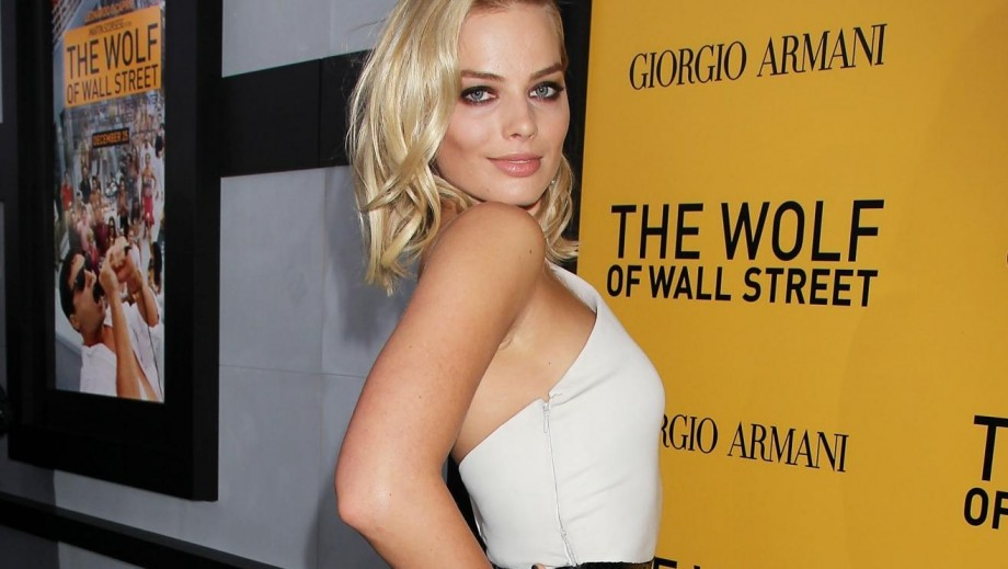 "Margot Robbie secures ""Z for Zachariah"" while her star is still hot"