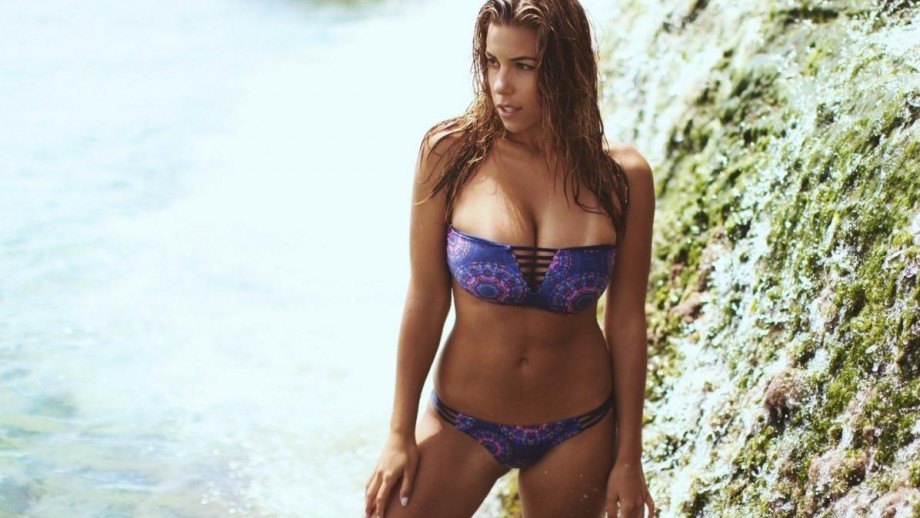 """Natasha Oakley has become a force in business with """"A Bikini A Day"""""""