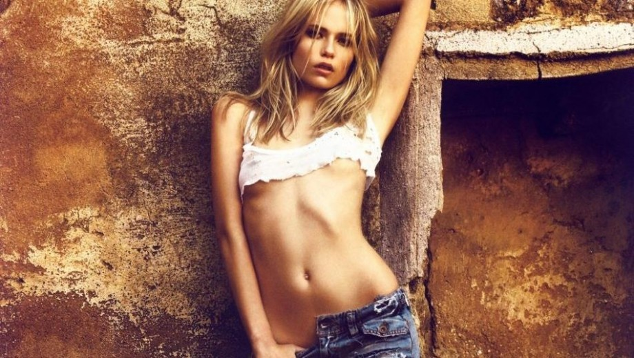 Natasha Poly heats up Internet with Pharrell Flashback Friday pictures