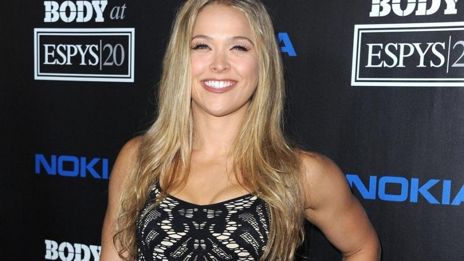 Ronda Rousey emerges as surprise star of Sports Illustrated Swimsuit issue