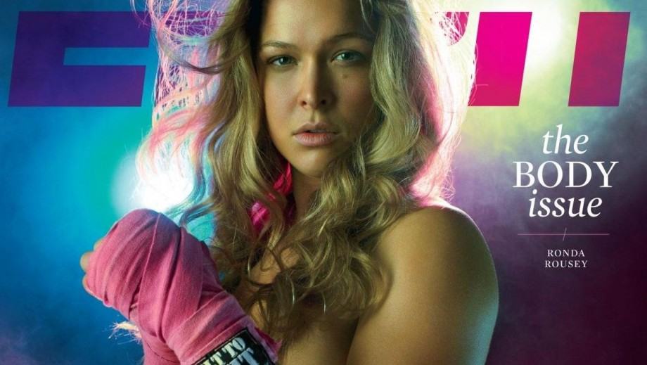 Ronda Rousey to play Carol Danvers in the Captain Marvel movie?