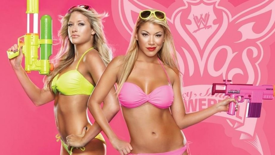 Rosa Mendes, WWE star heats up Guyism on Internet, star on the rise