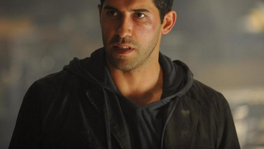 Scott Adkins the martial arts star appearing in Hercules: The Legend Begins