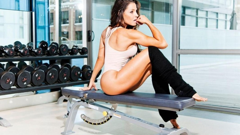 "Trish Stratus helped make muscular women ""En Vogue"""