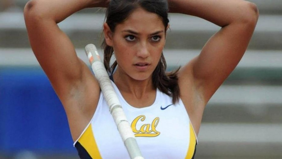 Will Allison Stokke become the next athlete/model US sensation?