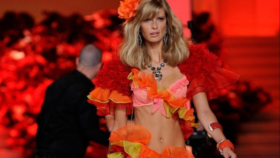 Will Julia Stegner's modelling success lead to tv/movie opportunities?