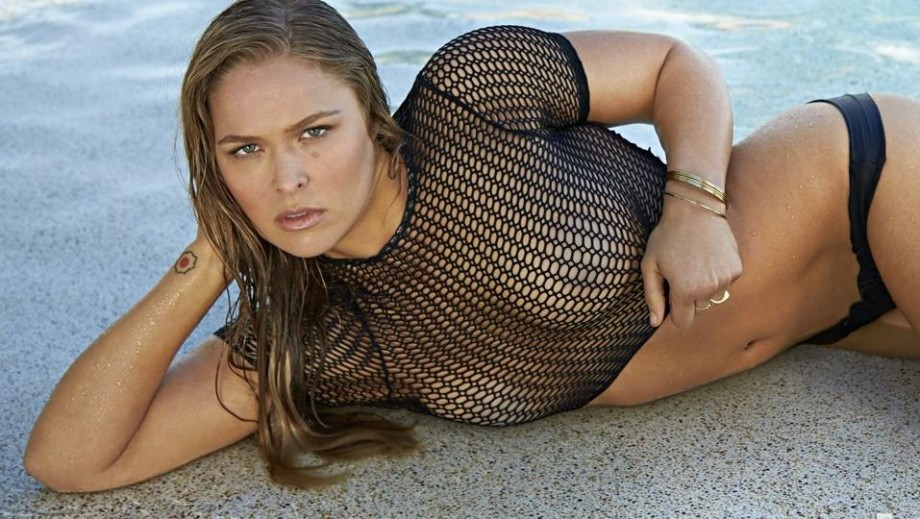 26 Reasons why Ronda Rousey deserves a comic book movie role