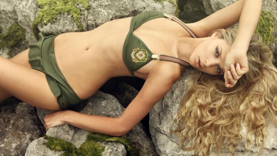 19 pics that prove Danielle Knudson is the hottest WAG in sport`
