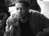 Denzel Washington gives parenting advice to George Clooney