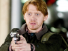 Rupert Grint reminisces about being on fire