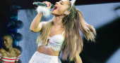 Ariana Grande is working harder than ever on Hairspray Live!