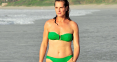 Brooke Shields no longer worries about appearance