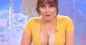 Carol Vorderman does not worry about her weight