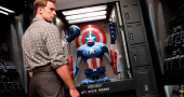 Chris Evans reveals the difficulties of playing Captain America