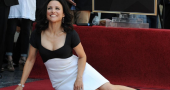 Julia Louis-Dreyfus makes joke Donald Trump dig