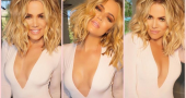 Khloe Kardashian talks about her weight struggles