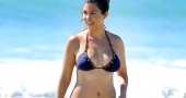 Kourtney Kardashian gives her top travel beauty tips