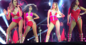 Little Mix stand by their skimpy outfits