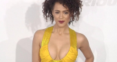 Nathalie Emmanuel found Game of Thrones sex scene uncomfortable