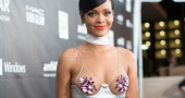 Rihanna reminisces about her school days