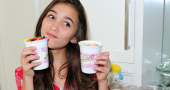Rowan Blanchard struggles with fashion shoots